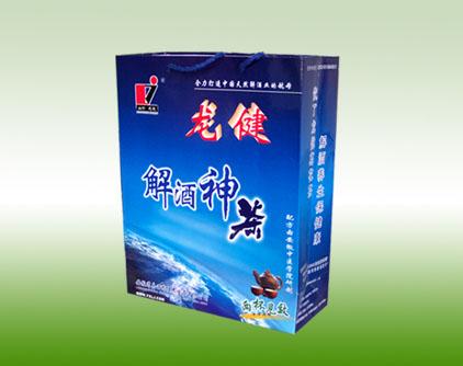 龙健葛花解酒神茶