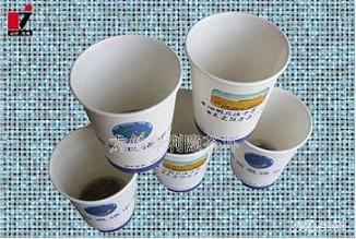 泗县双语中学广告隐茶杯
